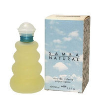 Perfumers Workshop Samba natural by Perfumer's Workshop for Women - 3.3 Ounce EDT Spray