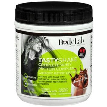 Nigen Biotech BodyLab(tm) TASTY SHAKE(tm) Complete Whey Protein Complex - Decadent Chocolate Fudge
