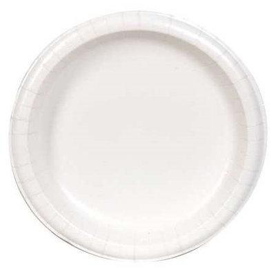 DIXIE SXP10W Plate, Paper, 10-1/8 in, PK500