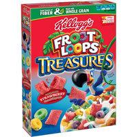 Kellogg's Froot Loops Treasures Cereal 10.5 oz