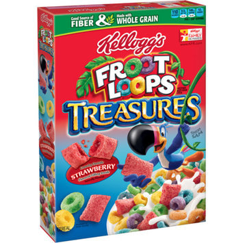 Kellogg's Froot Loops Treasures Cereal 10.5 oz