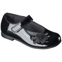 Toddler Girl's Rachel Shoes Christa Mary Jane Shoe - Black 6.5