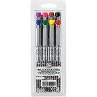 Zig 0.45-Millimeter Memory System Millennium Markers, Multicolor, 8-Pack
