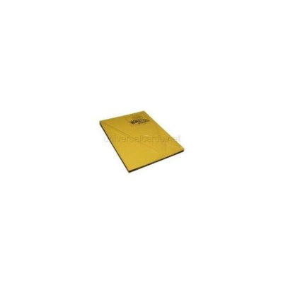 Monster Matte Yellow 9-Pocket Binder