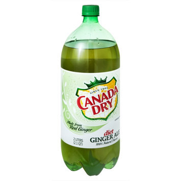 Canada Dry® Diet Caffeine Free Ginger Ale