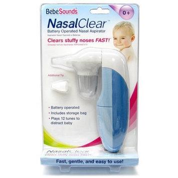 Bebe Sound Bébésounds Nasal Clear Battery Operated Nasal Aspirator (Discontinued by Manufacturer)