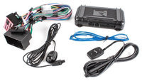 Rostra Precision Controls Inc Rostra 250 7504 CHR6 Con Verse Bluetooth Control Switch 2014 Up Jeep RAM Specific Vehicle