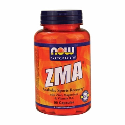 NOW Sports ZMA Anabolic Sports Recovery