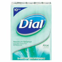 Henkel Dial Moisture Balance Aloe Bar Soap 10-ct.