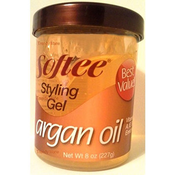Softee Argan Oil Styling Gel