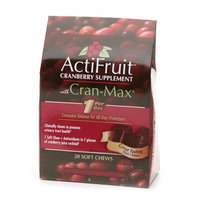 Enzymatic Therapy ActiFruit Cranberry Supplement with Cran-Max