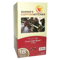 Barnie's Cool Cafe Blues Single Cup Coffee Pods, 108-count-DISCONTINUED
