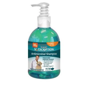 Sergeant's Vetscription 8-Ounce Antimicrobial Medicated Shampoo Dog