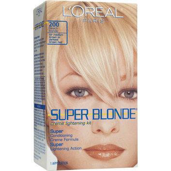 Super Blonde L'Oréal Paris Creme Lightening Kit