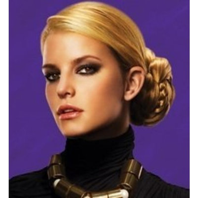 Braided Chignon Synthetic Hairpiece by Jessica Simpson hairdo - R25