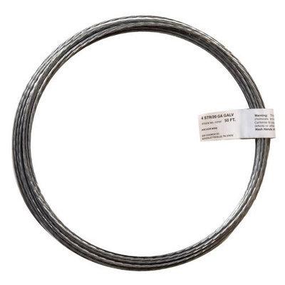 Hillman Group 123186 Galvanized Clothesline Wire - 18 Gauge - 50 feet