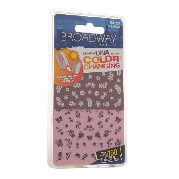 Broadway Nails Fashion Diva Nail Art