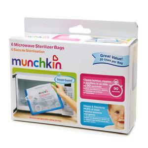 Munchkin Steam Guard Microwave Sterilizer Bags