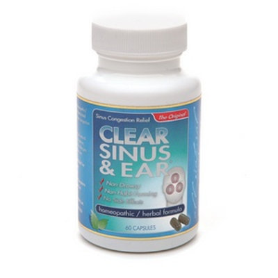Clear Sinus & Ear Capsules