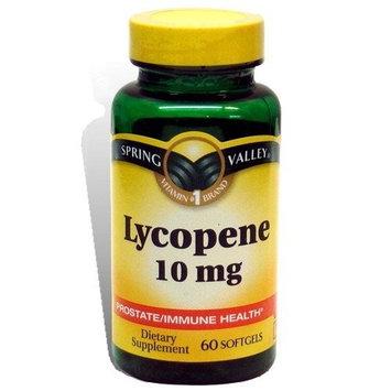 Spring Valley Prostate / Immune Health Lycopene 10 mg 60 ct