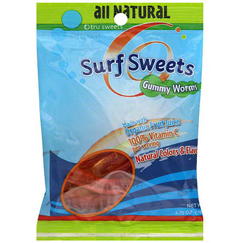 Surf Sweets Gummi Worms
