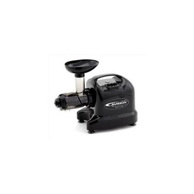 Samson-healthnut Alternatives GB9005 Single Gear Juicer - Black