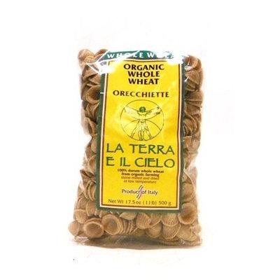 La Terra il Cielo La Terra E Il Cielo Organic Whole Wheat Orecchiette Pasta 1.1 lb