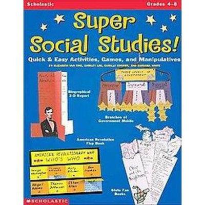 Super Social Studies (Paperback)