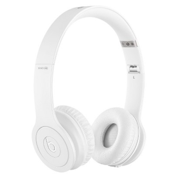BEATS by Dr. Dre Beats by Dre Solo HD Drenched in White