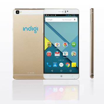 Indigi GOLD 3G M8 SmartPhone 6 HD Android 5.1 Camera (FACTORY UNLOCKED) AT & T T-Mobile