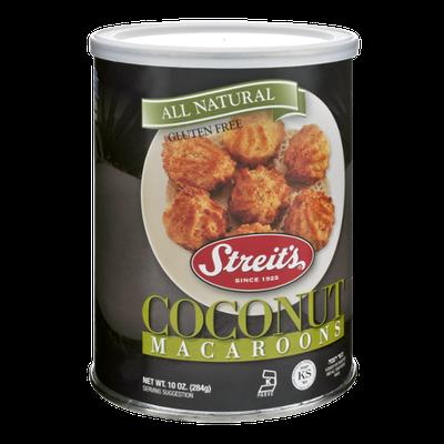 Streit's All Natural Gluten Free Coconut Macaroons