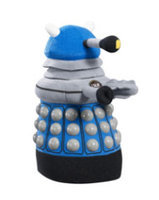 Underground Toys LLC Dr. Who Blue Dalek 9 inch Plush