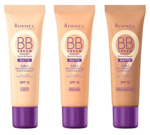 Rimmel London BB Cream Matte Foundation
