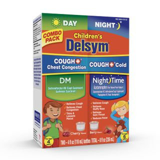 Delsym® For Kids: Cough + Day/Night Combo Pack