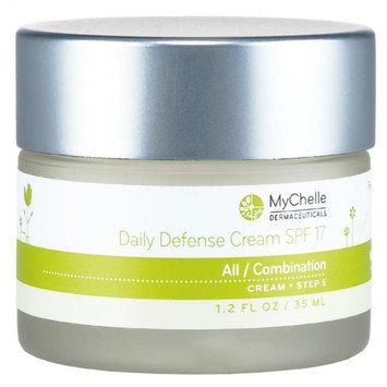 Daily Defense Cream SPF 17 MyChelle 1.2 oz Cream