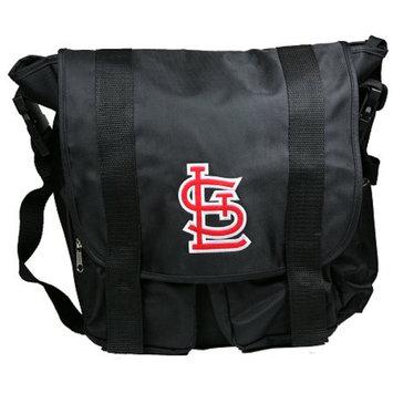 MLB Sitter Diaper Bag St Louis Cardinals