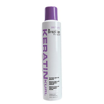 One 'n Only Brazilian Tech Keratin Kurl Mousse