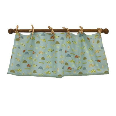 Cotton Tale Designs Cotton Tale Slow Poke Valance