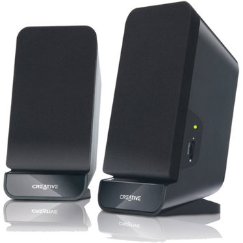 Creative Labs 51MF1635AA003 Inspire A60 PC Speakers - 2 Watts RMS, 2.75