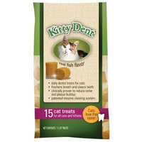 Sergeant's Pet KittyDent Cat Treats 15 Count
