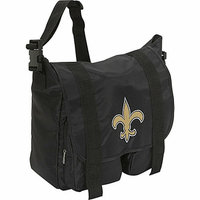 Concept One Accessories Concept One New Orleans Saints Sitter Diaper Bag