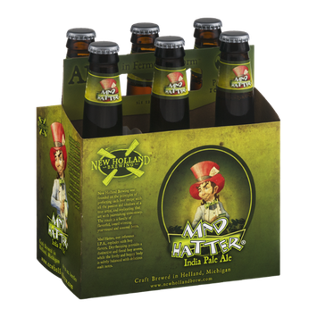New Holland Mad Hatter India Pale Ale - 6 PK