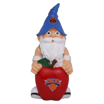 Forever Collectibles New York Knicks Thematic Gnome