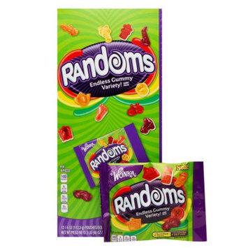 Wonka Randoms Endless Gummy Variety, 12 ea