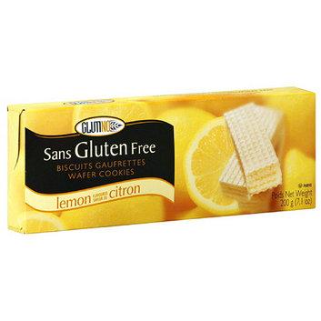 Glutino Lemon Wafer Cookies