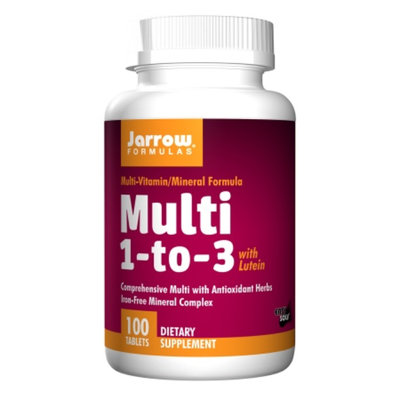Jarrow Formulas Multi 1-to-3 with Lutein Multi-Vitamin