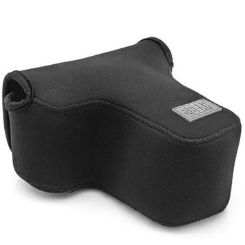 Accessory Power USA Gear Neoprene DSLR FlexArmor Camera Sleeve Case for Nikon, Canon, Pentax, and Sony Digital SLR Cameras