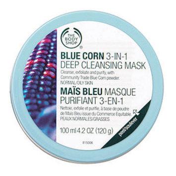 THE BODY SHOP® Blue Corn 3 in 1 Deep Cleansing Scrub Mask
