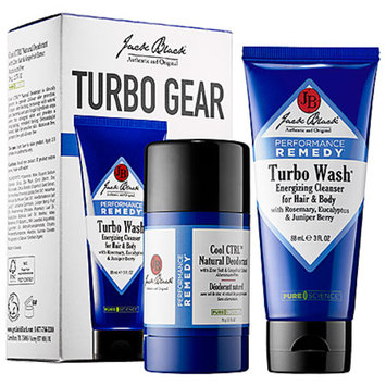 Jack Black Turbo Gear Gift Set - Limited Edition