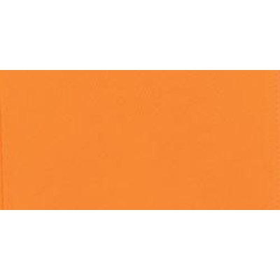 Single Fold Satin Blanket Binding 2 4-3/4 Yards-Orange